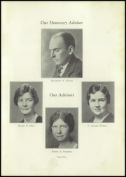 Page 13, 1931 Edition, Franklin High School - Dial Yearbook (Reisterstown, MD) online yearbook collection