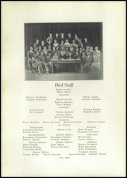 Page 16, 1931 Edition, Franklin High School - Dial Yearbook (Reisterstown, MD) online yearbook collection