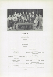 Page 13, 1933 Edition, Franklin High School - Dial Yearbook (Reisterstown, MD) online yearbook collection
