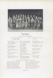 Page 15, 1933 Edition, Franklin High School - Dial Yearbook (Reisterstown, MD) online yearbook collection
