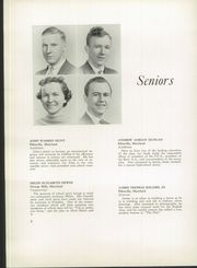 Page 10, 1939 Edition, Franklin High School - Dial Yearbook (Reisterstown, MD) online yearbook collection