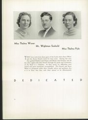 Page 8, 1939 Edition, Franklin High School - Dial Yearbook (Reisterstown, MD) online yearbook collection