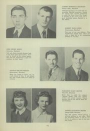 Page 14, 1944 Edition, Franklin High School - Dial Yearbook (Reisterstown, MD) online yearbook collection