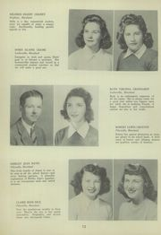 Page 16, 1944 Edition, Franklin High School - Dial Yearbook (Reisterstown, MD) online yearbook collection