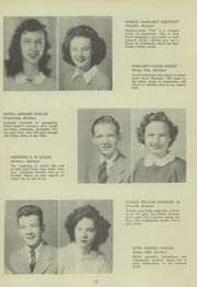 Page 17, 1944 Edition, Franklin High School - Dial Yearbook (Reisterstown, MD) online yearbook collection