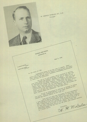 Page 10, 1945 Edition, Franklin High School - Dial Yearbook (Reisterstown, MD) online yearbook collection