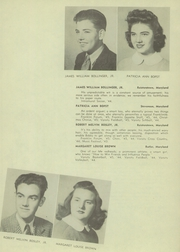 Page 13, 1945 Edition, Franklin High School - Dial Yearbook (Reisterstown, MD) online yearbook collection