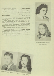 Page 17, 1945 Edition, Franklin High School - Dial Yearbook (Reisterstown, MD) online yearbook collection