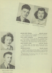 Page 31, 1945 Edition, Franklin High School - Dial Yearbook (Reisterstown, MD) online yearbook collection