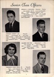 Page 11, 1947 Edition, Franklin High School - Dial Yearbook (Reisterstown, MD) online yearbook collection
