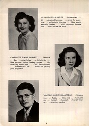 Page 12, 1947 Edition, Franklin High School - Dial Yearbook (Reisterstown, MD) online yearbook collection
