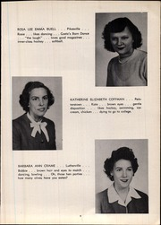 Page 15, 1947 Edition, Franklin High School - Dial Yearbook (Reisterstown, MD) online yearbook collection