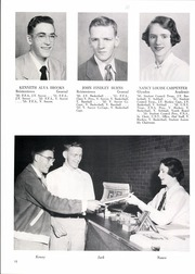 Page 14, 1953 Edition, Franklin High School - Dial Yearbook (Reisterstown, MD) online yearbook collection