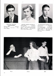 Page 16, 1953 Edition, Franklin High School - Dial Yearbook (Reisterstown, MD) online yearbook collection