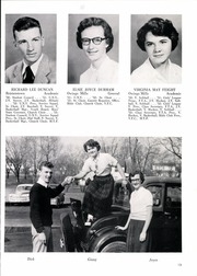 Page 17, 1953 Edition, Franklin High School - Dial Yearbook (Reisterstown, MD) online yearbook collection