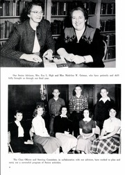 Page 8, 1953 Edition, Franklin High School - Dial Yearbook (Reisterstown, MD) online yearbook collection