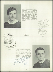 Page 10, 1955 Edition, Franklin High School - Dial Yearbook (Reisterstown, MD) online yearbook collection