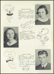 Page 15, 1955 Edition, Franklin High School - Dial Yearbook (Reisterstown, MD) online yearbook collection