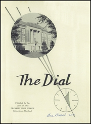 Page 5, 1955 Edition, Franklin High School - Dial Yearbook (Reisterstown, MD) online yearbook collection