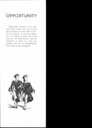 Page 8, 1941 Edition, Fort Hill High School - Sabre Yearbook (Cumberland, MD) online yearbook collection