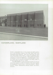 Page 9, 1942 Edition, Fort Hill High School - Sabre Yearbook (Cumberland, MD) online yearbook collection