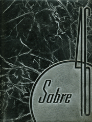1946 Edition, Fort Hill High School - Sabre Yearbook (Cumberland, MD)