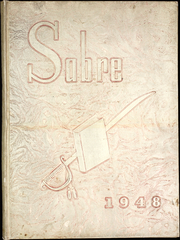 1948 Edition, Fort Hill High School - Sabre Yearbook (Cumberland, MD)