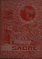 1949 Edition, Fort Hill High School - Sabre Yearbook (Cumberland, MD)