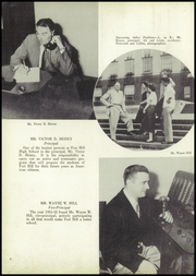 Page 10, 1952 Edition, Fort Hill High School - Sabre Yearbook (Cumberland, MD) online yearbook collection