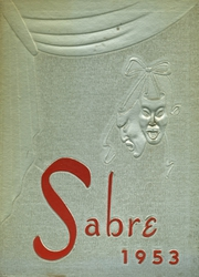 1953 Edition, Fort Hill High School - Sabre Yearbook (Cumberland, MD)