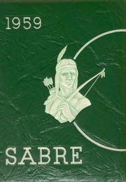 1959 Edition, Fort Hill High School - Sabre Yearbook (Cumberland, MD)