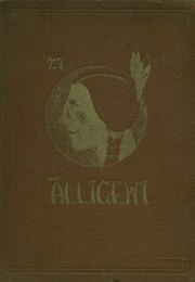 Page 1, 1927 Edition, Allegany High School - Alleganac Yearbook (Cumberland, MD) online yearbook collection