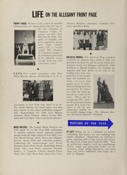 Page 10, 1940 Edition, Allegany High School - Alleganac Yearbook (Cumberland, MD) online yearbook collection