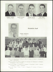 Page 10, 1957 Edition, North Hagerstown High School - Heiskelite Yearbook (Hagerstown, MD) online yearbook collection