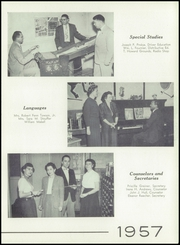 Page 17, 1957 Edition, North Hagerstown High School - Heiskelite Yearbook (Hagerstown, MD) online yearbook collection