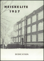 Page 6, 1957 Edition, North Hagerstown High School - Heiskelite Yearbook (Hagerstown, MD) online yearbook collection