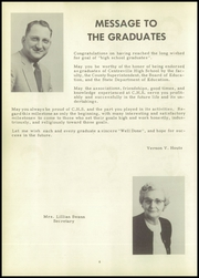Page 12, 1955 Edition, Queen Annes County High School - Pride Yearbook (Centreville, MD) online yearbook collection