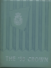 Page 1, 1958 Edition, North East High School - Crown Yearbook (North East, MD) online yearbook collection
