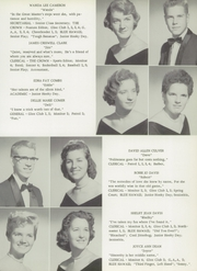Page 17, 1958 Edition, North East High School - Crown Yearbook (North East, MD) online yearbook collection