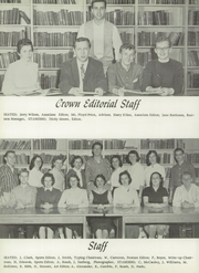 Page 8, 1958 Edition, North East High School - Crown Yearbook (North East, MD) online yearbook collection