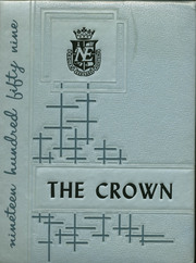 1959 Edition, North East High School - Crown Yearbook (North East, MD)