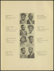Page 23, 1948 Edition, Carver Vocational High School - Car Vo Hi Yearbook (Baltimore, MD) online yearbook collection