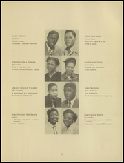 Page 31, 1948 Edition, Carver Vocational High School - Car Vo Hi Yearbook (Baltimore, MD) online yearbook collection
