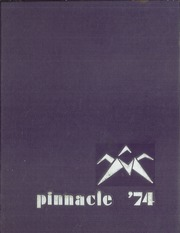 1974 Edition, Pikesville High School - Pinnacle Yearbook (Baltimore, MD)
