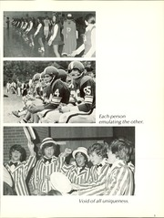 Page 7, 1974 Edition, Pikesville High School - Pinnacle Yearbook (Baltimore, MD) online yearbook collection