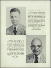 Page 10, 1957 Edition, North Carroll High School - Quo Vadis Yearbook (Hampstead, MD) online yearbook collection