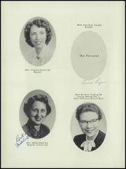 Page 12, 1957 Edition, North Carroll High School - Quo Vadis Yearbook (Hampstead, MD) online yearbook collection