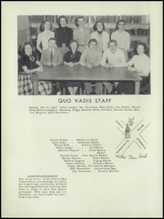 Page 6, 1957 Edition, North Carroll High School - Quo Vadis Yearbook (Hampstead, MD) online yearbook collection