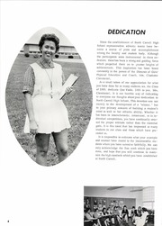 Page 10, 1963 Edition, North Carroll High School - Quo Vadis Yearbook (Hampstead, MD) online yearbook collection