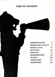 Page 9, 1963 Edition, North Carroll High School - Quo Vadis Yearbook (Hampstead, MD) online yearbook collection